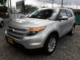 Ford Explorer Limited 4x4 Modelo 2012.