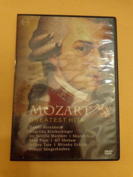 Dvd Cd Mozart Greatest Hits