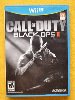 Call Of Duty Black Ops 2 Nintendo Wii U Play Magic