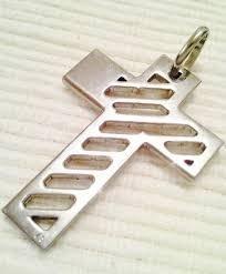 Crucifijo En Plata De Ley 950 Precio De Taller