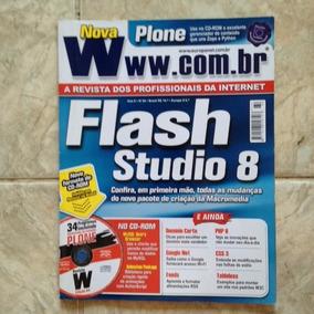 Revista Nova Www.com.br N64 Flash Studio 8 Plone Sem Cd-rom