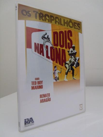 Dvd Os Trapalhões: Dois Na Lona***- Renato Aragão - Original