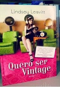 Livro - Quero Ser Vintage
