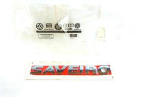 W455 Emblema Adesivo Saveiro 5u7853687 //