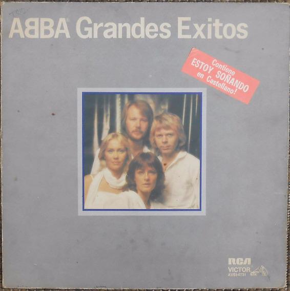 Vinilo Abba Grandes Exitos 1979.