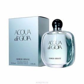 Perfume Giorgio Armani Acqua Di Gioia 100ml Para Mujer