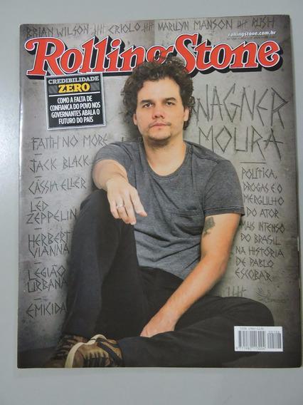 Revista Rolling Stone 108-dado (legião),paulo Ricardo,john L