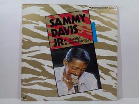 Ld Laserdisc Sammy Davis Jr. - Memories - The Golden Years
