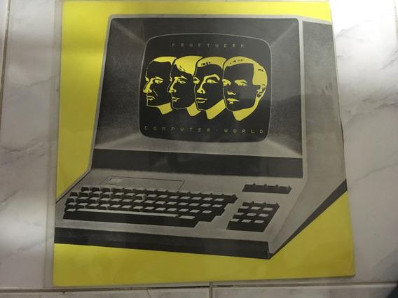 Lp Kraftwerk - Computer World