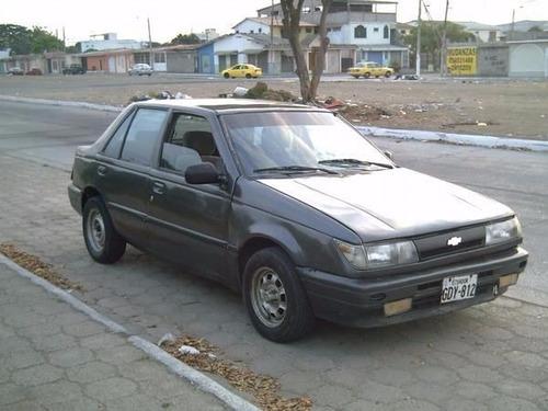 Manual De Despiece Chevrolet Gemini (1985-1990) Español