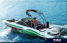 Lancha Classer 206 Con Motor A Eleccion