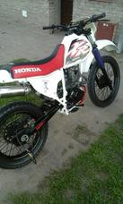 Honda Xr 200 Japonesa