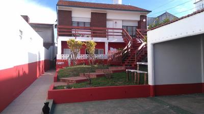 Chalet De Categoría + 3 Departamentos- A 150 Mtrs Del Mar!!!