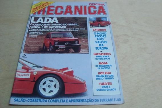 Revista Oficina Mecanica 51 / Carro Barato Brasil Importa