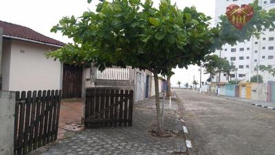 Casa C/ Edícula, Lote Inteiro, Lado Praia Para Venda Ou Locação, Santa Eugênia, Mongaguá. - Codigo: Ca0381 - Ca0381