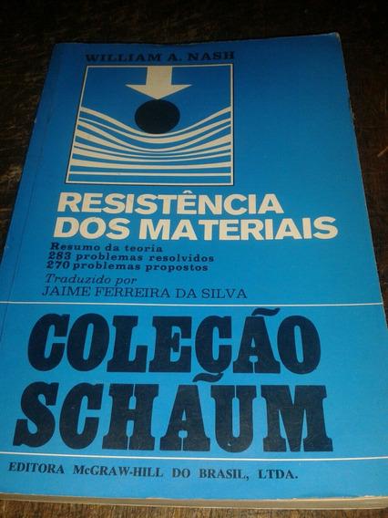 Resistência Dos Materiais-coleção Schaum