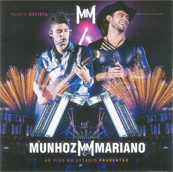 Cd Munhoz & Mariano-nunca Desista Vivo No Estádio Prudentão