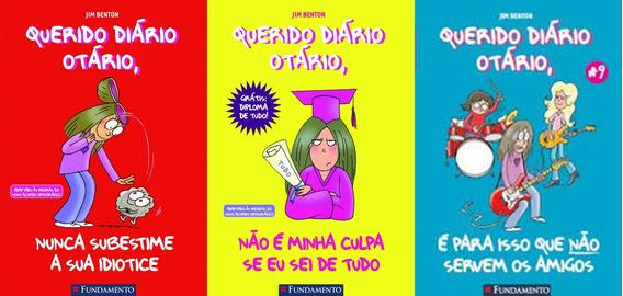 Querido Diário Otário - Do Volume 7 Ao 9