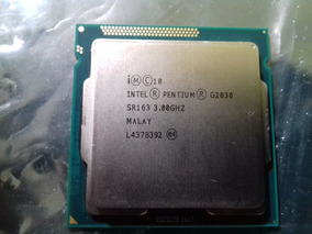 Processador Pentium Dual-core 3.00ghz Socket 1155 Barato