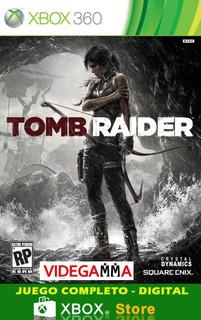 Tomb Raider - Español - Xbox 360 | Vgm