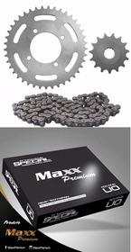 Kit Relação Maxx C/ Retentor Suzuki Yes125 /intruder 125