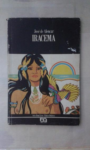 Livro Iracema De 1987(1-c)