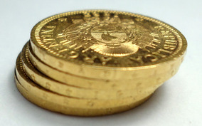 5 Pesos Argentino De Oro (3 Unidades) A Eleccion