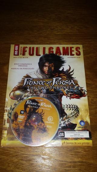 Prince Of Persia Two Thrones Original Computador Pc Game
