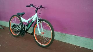 Bicicleta Fischer A26 21 Marchas Rebaixada
