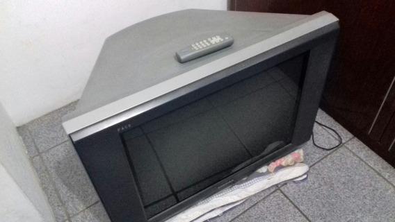 Televisão Toshiba De Tubo.