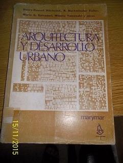 Arquitectura Y Desarrollo Urbano - Marymar - A767