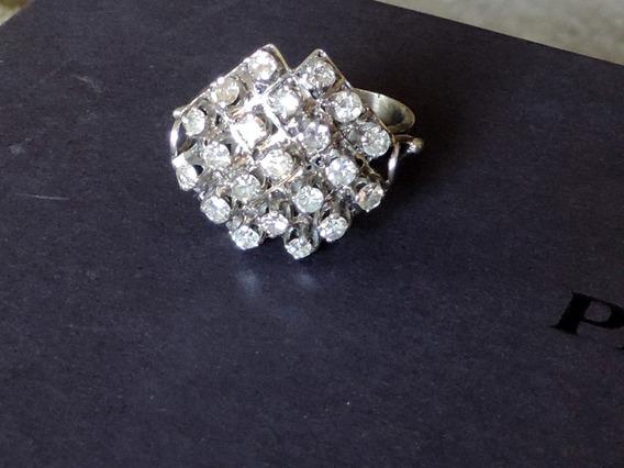 Anillo De Dama Diamantes Naturales 1.01 Ct