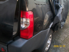 Nissa X Terra 2007 Batida E Baixada No Detran Motor Mwm 2.8
