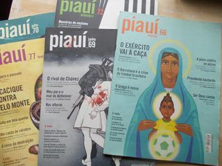 Revista Piauí - Nº 66 - Março - 2012