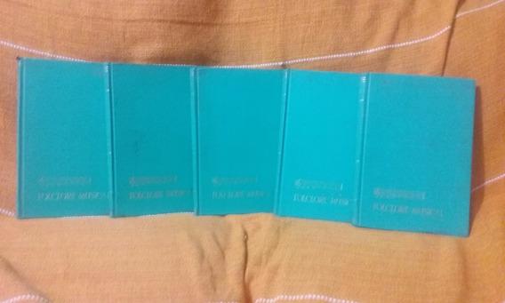 Enciclopédia Folclore Musical - 5 Volumes