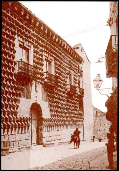 España 1986. Tarjeta So Fi Eur, Casa De Los Picos, Segovia