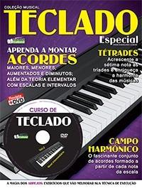 Método Teclado Segunda Edição Dvd + Revista
