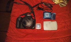 Câmera Semiproficional