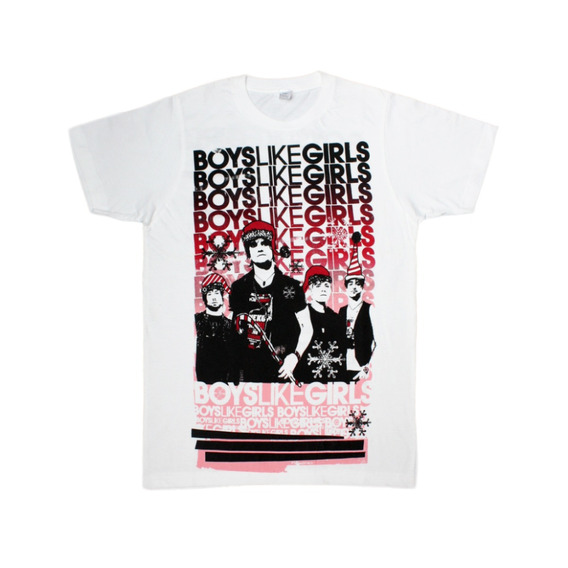 Playera Boys Like Girls Blg Hot Topic