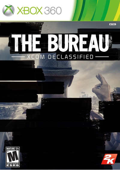 The Bureau Xcom Declassified Xbox 360 Lacrado Original Disco