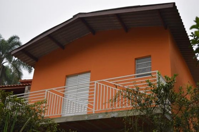 Chacara C/ Casa Nova Ribeirao Pires -ouro Fino