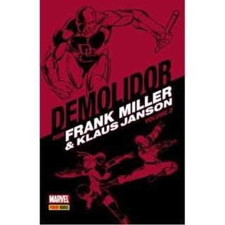 Hq - Demolidor Por Frank Miller E Klaus Janson Volume 2