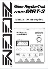 Manual Em Português Zoom Mrt-3