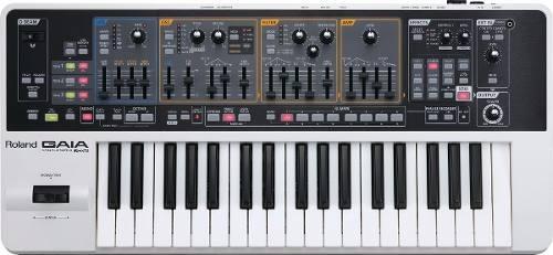 Teclado Sintetizador Roland Gaia Sh-01 37 Teclas Com Fonte