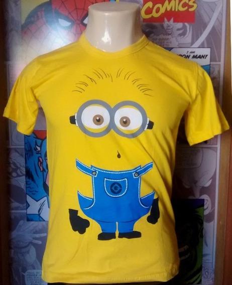 Camiseta Minions - Nerdshop Camisetas
