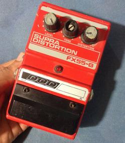 Dod Fx55b Supra Distortion Usa Vintage (1995) - Willaudio