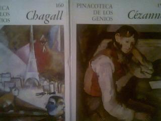 Pinacoteca De Los Genios - 30 Fasciculos - Venta Por Unidad