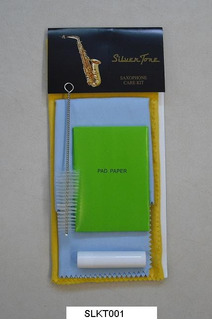 Kit De Limpieza Saxofon Silvertone Slkt001