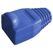 Capa Para Rj45 Azul Pacote Com 100 Unidades