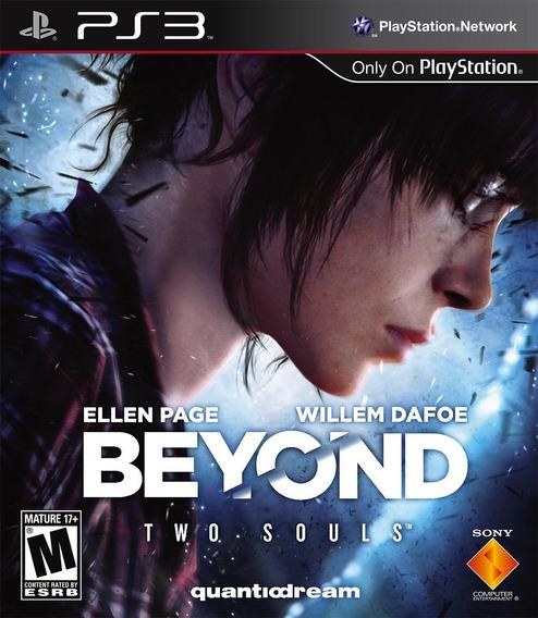 Beyond Two Souls Ps3 - Mídia Física | Garantia Playgorila
